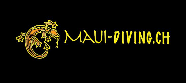 Logo Maui diving